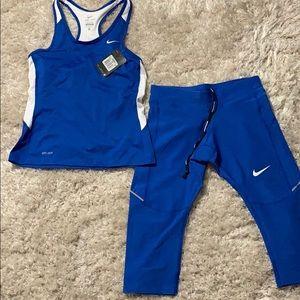 Nike top/Legging Set
